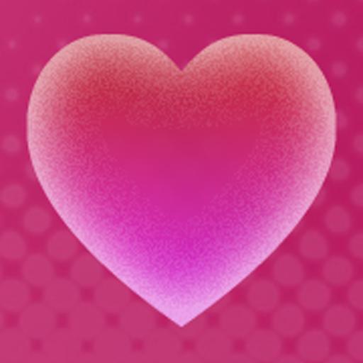 愛心專業版動態桌布 Hearts LOGO-APP點子
