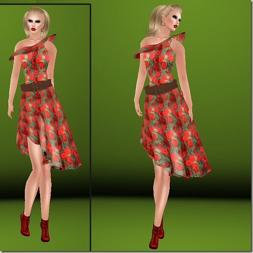 CASUAL COUTURE FEMME001
