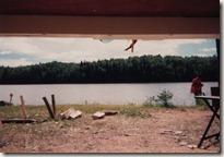 97 montagnais vue sur le lac aux rats