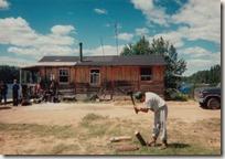 97 montagnais cabane