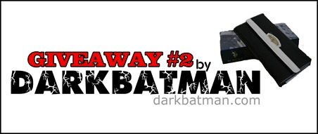 giveaway by darkbatman