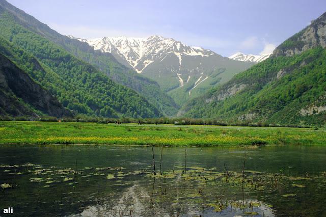 کوه سیالان-دره 2هزار