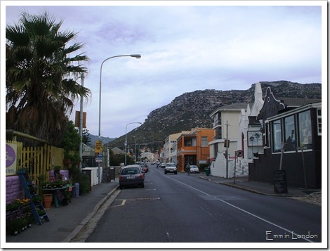 Kalk Bay main street