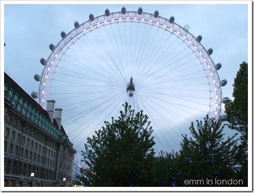 13 London Eye
