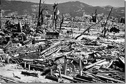 sixty five years ago hiroshima and nagasaki a passion to understand hiroshima damage ""