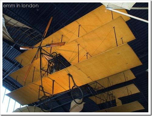 A V Roe's Triplane, 1909