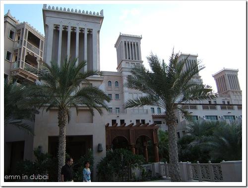 Madinat Jumeirah Hotel