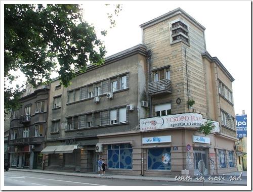 Jevrejska Street, Novi Sad