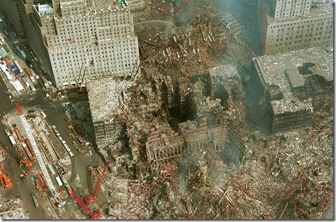 Aftermath of 911