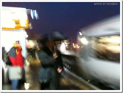 Dark, Cold, Soggy London