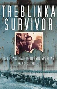Treblinka Survivor cover
