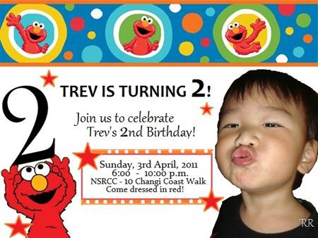 Trev's Invitation