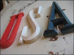 5-USA Letters