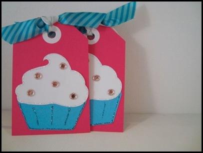 5-Cupcake Tags