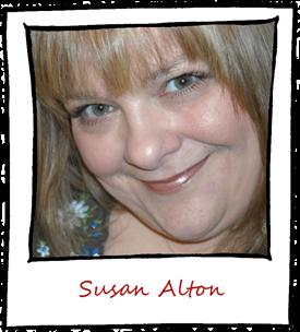 Susan-Framed