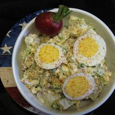 Cottage Cheese Potato Salad
