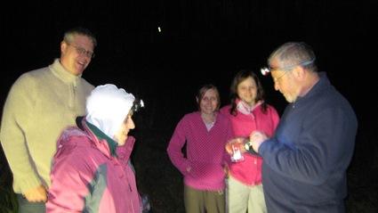 Muxton Marsh Moth Night 090410 009