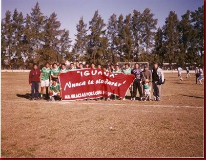 1er campeonato en gardel 2004