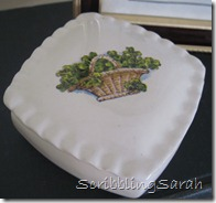 Clover Trinket Box