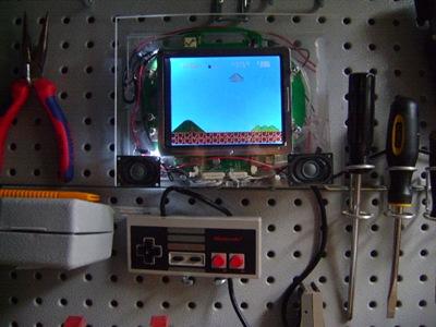 NES LCD Portrait 024