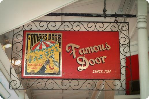 Famous Door