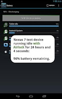 Screenshot of Airlock - Battery Saver Trial