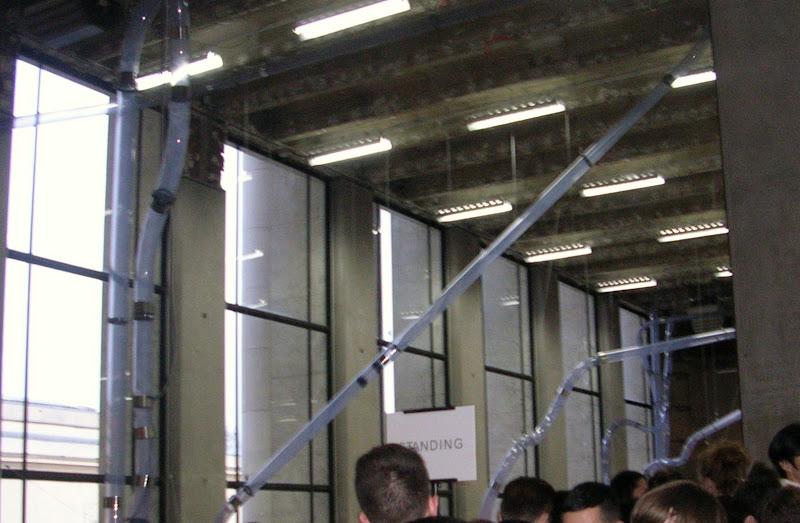 Serge spitzer installation at palais de tokyo paris maison chaplin - Maison de tokyo paris ...