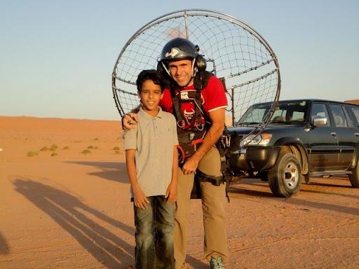 aventura  01  Arabia Saudí: La gran aventura con Vuela+
