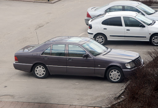 s class w140 tags mercedes