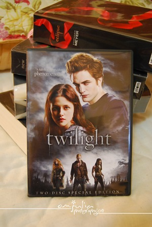 Twilight DVD