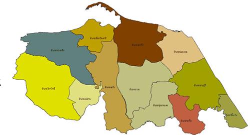 خريطة فطاني