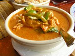 الطعام التايلندي
