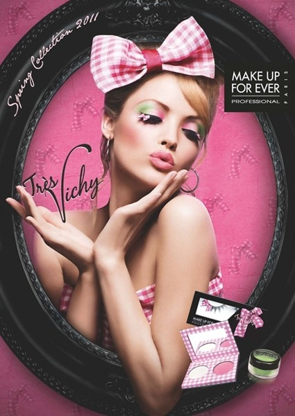 Make-Up-For-Ever-Tres-Vichy-Collection-for-Spring-2011-promo
