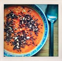 Zupa soczewicowo-pomidorowa