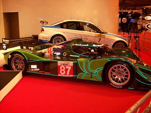 Drayson Aston Martin LMP1