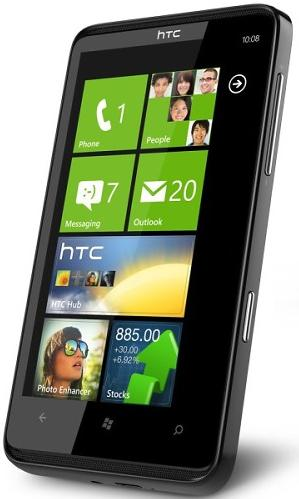 HTC HD7 Unlocked Global Smartphone - Window 7, 1 GHz processor, GPS, WiFi (Unlocked) at Sears.com