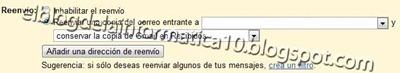 Unificar varias cuentas de correo en una sola (Gmail)