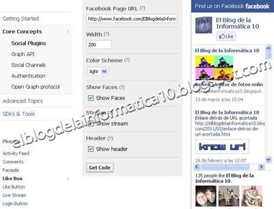 Agregar panel seguidores Facebook