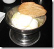 Beretta in San Francisco - panna gelato with extra virgin olive oil &amp; sea salt
