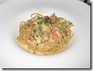 BIX in San Francisco - Fresh Maine Lobster Spaghetti with lobster cream