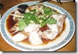 Koi Palace in Daly City, CA - Steamed Snapper