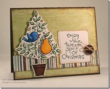 tweet spirit of Christmas