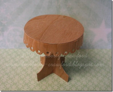 Cupcake Stand CU Top