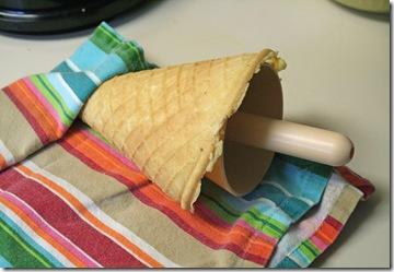forming cone
