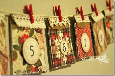 Countdown Calendar CU 6