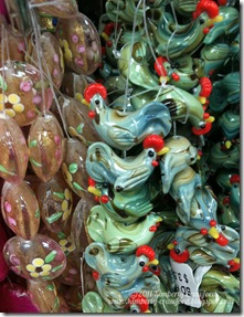 rooster beads