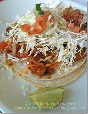Wahoo Taco lunch 2