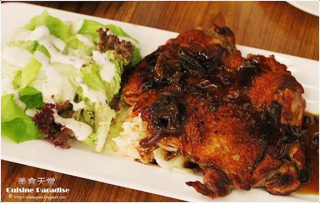 Cuisine paradise singapore food blog recipes reviews for Good side dishes for grilled chicken