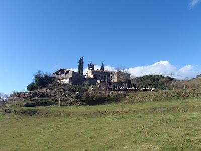 Santa Maria de Matamala