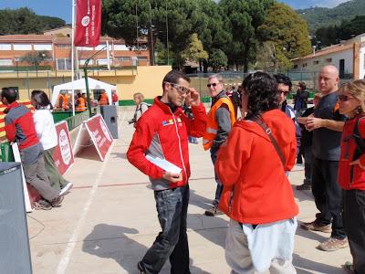 Agustí Roc, guanyador de la mitja